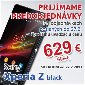 Sony Xperia-Z