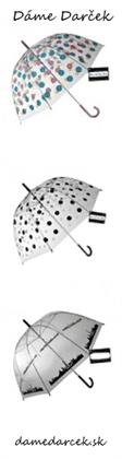 Dáždniky ktoré ochránia