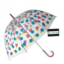 Bodkovaný dáždnik